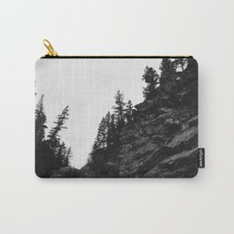 Edged Rock Carry-All Pouch
