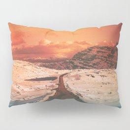 Off to Explore Pillow Sham