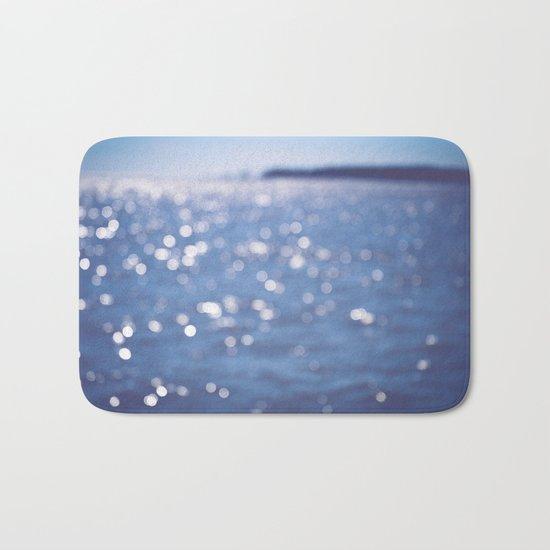 Indigo Sea Bath Mat