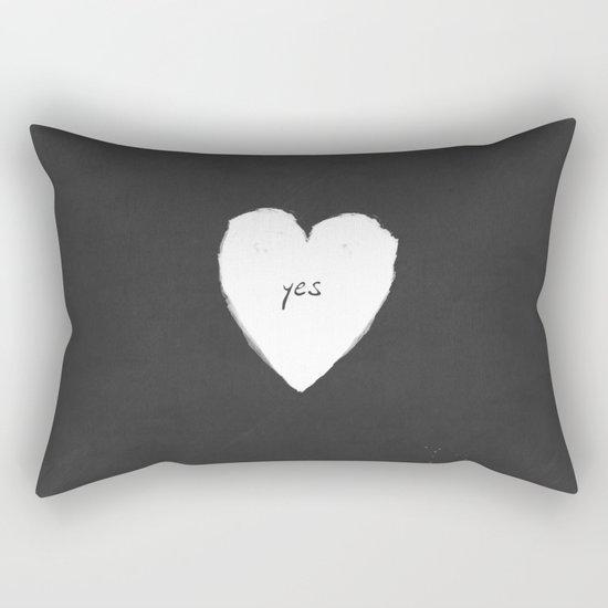 yes! Rectangular Pillow