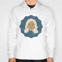 leslie knope Hoodies featuring Leslie Knope - Parks and recreation by Kuki