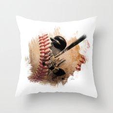 Craig Biggio Throw Pillow