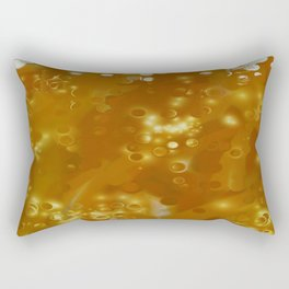 The Circumstance of a Giraffe Rectangular Pillow