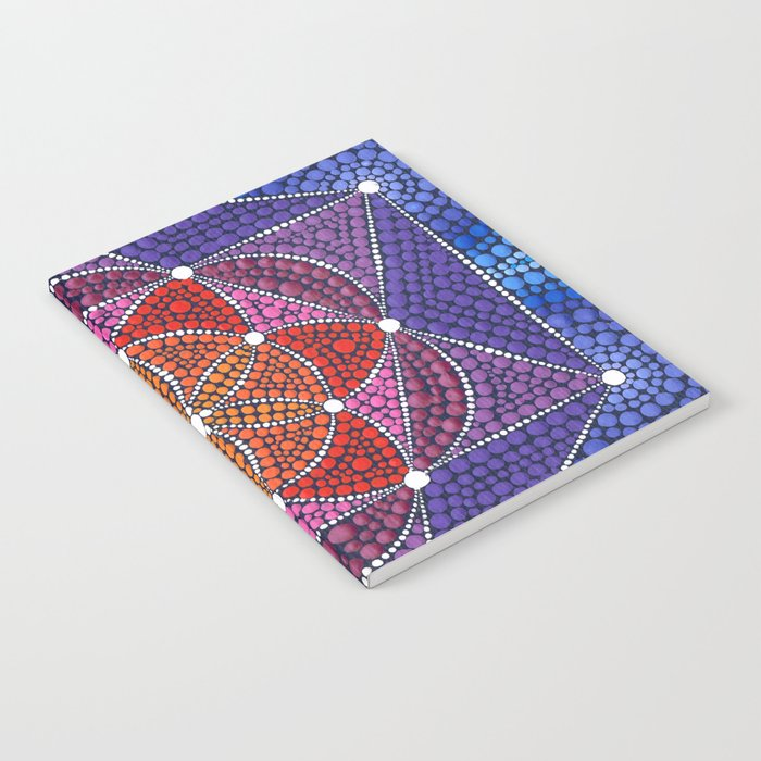 Creation Mandala Notebook