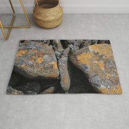 Tinted Rock Rug