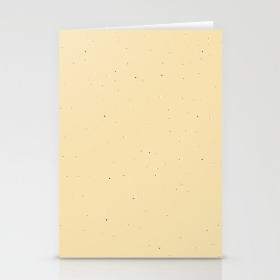 French Vanilla Stationery Cards