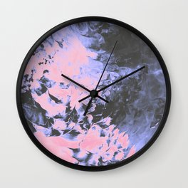 Only for a Moment Wall Clock