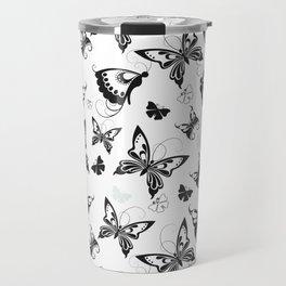 Butterflies in Flight 2 Travel Mug