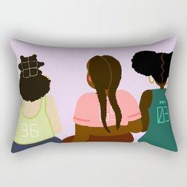 Court Side Rectangular Pillow