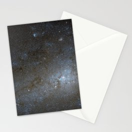Spiral Galaxy NGC 247 Stationery Cards
