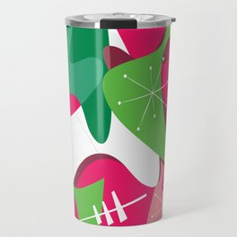 Retro Romp Travel Mug