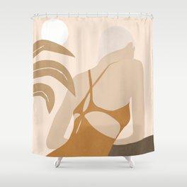 Summer Day III Shower Curtain