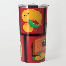 Sushi Bento Box Travel Mug