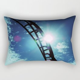 Track Rectangular Pillow