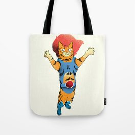 Thunderkitty Tote Bag