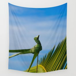 Look to this day Wall Tapestry