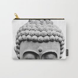 Shy Buddha Carry-All Pouch