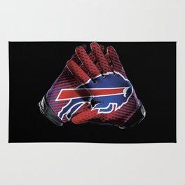 Buffalo Gloves Rug