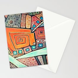 Maze of Confusion Stationery Cards