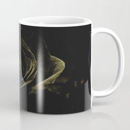 Melancholie Black Rose Coffee Mug