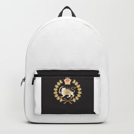 The Sun Lion Backpack