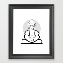 INDIGO CUSTOMZ Framed Art Print