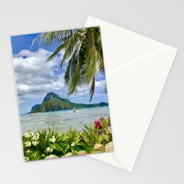 Majestic El Nido Stationery Cards