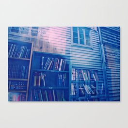 Sticks & Stacks Canvas Print