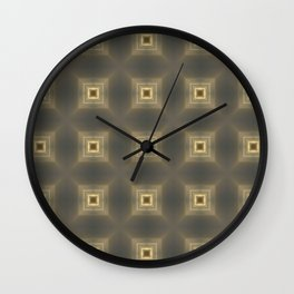 Front of the lake Wall Clock