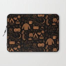 Autumn Nights: Halloween Laptop Sleeve