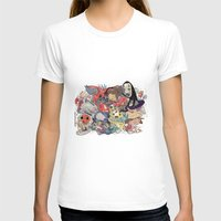 hayao miyazaki T-shirts featuring Hayao Miyazaki by Kensausage