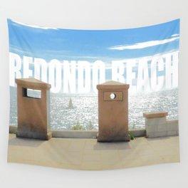 Redondo Beach Wall Tapestry