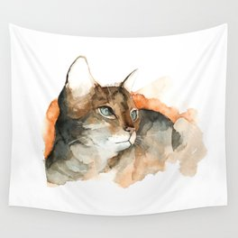 cat#10 Wall Tapestry