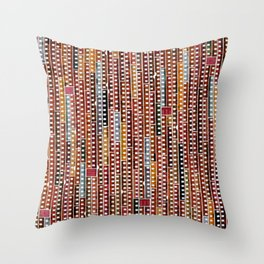 Filmscape I Throw Pillow