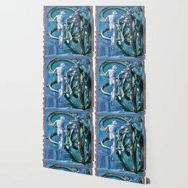 """Edward Burne-Jones """"Perseus and Andromeda"""" Wallpaper"""