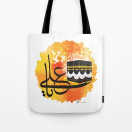 Commander of the Faithful Tote Bag