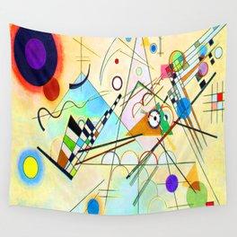 Kandinsky Composition VIII Wall Tapestry