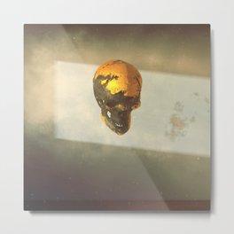 Day 0352 /// Goldstand///redux Metal Print