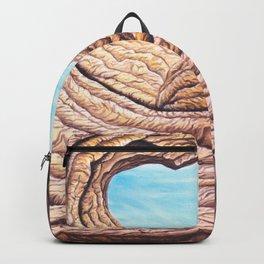 Le coeur de l'amour éternel Backpack