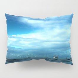 Off to Sea Pillow Sham