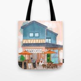 Ohayo Home Tote Bag