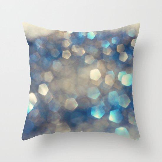 Make it Shine Throw Pillow
