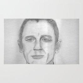 Daniel Craig Rug