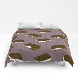 Ice Cream Sandwiches Comforters