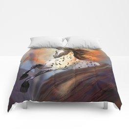 Wild Horse Comforters