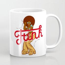 Funk Girl Coffee Mug
