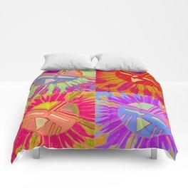 Dios del Sol Comforters