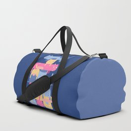 Stacked Cats Duffle Bag