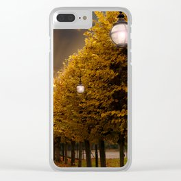 Avenue to the Castle at Windsor Clear iPhone Case