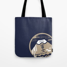 Mount Fuji Tote Bag